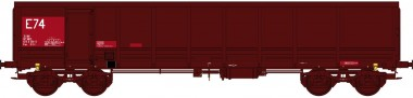 REE Modeles WBSE015 SNCF Hochbordwagen 4-achs Ep.5
