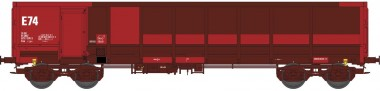 REE Modeles WBSE017 SNCF Hochbordwagen 4-achs Ep.5