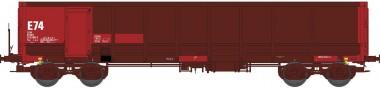 REE Modeles WBSE018 SNCF Hochbordwagen 4-achs Ep.5