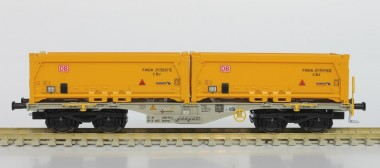 Rocky-Rail RR40103 VTG AAE Containerwagen 4-achs Ep.6