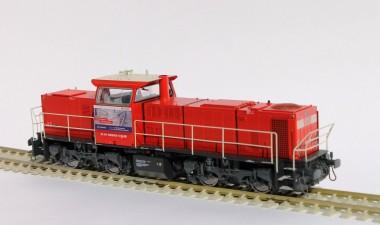 Rocky-Rail RR65051 DBAG NL Diesellok Reihe 6400 Ep.6