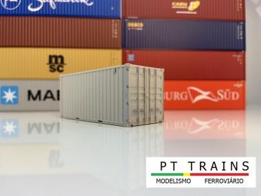 PT Trains 802002 20´DV type Seaco White