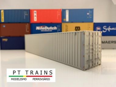 PT Trains 804002 40´ HC type Seaco White