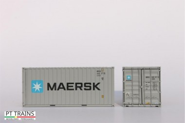 PT Trains 820003 20´DV MAERSK (MRKU8485175)