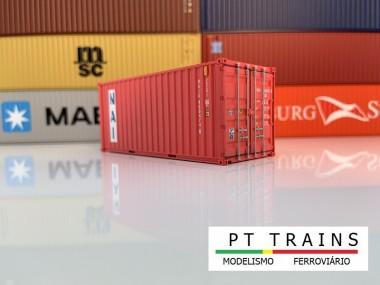 PT Trains 820005 20´DV PSL NAV. (NAIU4004748)