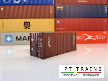 PT Trains 820008 20´DV TEX (TEMU4317468)