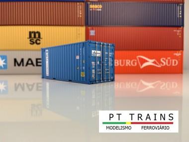 PT Trains 820010 20´DV W.E.C. LINES (WECU2142317)