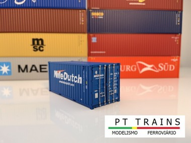 PT Trains 820013 20´DV NILE DUTCH (NIDU2327863)