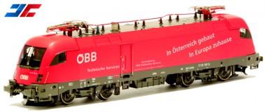 Jägerndorfer JC11012 ÖBB E-Lok 1116 Ep.6 AC
