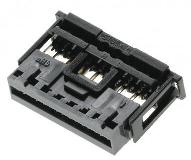 roco 10608 8 poliger stecker menzels lokschuppen onlineshop. Black Bedroom Furniture Sets. Home Design Ideas