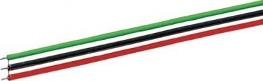 Roco 10623 3-poliges Kabel, 10 m