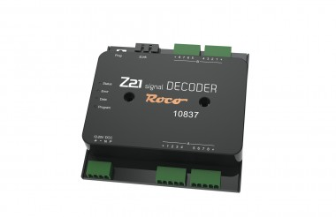 Roco 10837 Z21 signal DECODER