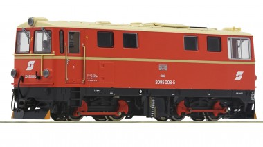 Roco 33301 ÖBB Diesellok Rh 2095 Ep.5