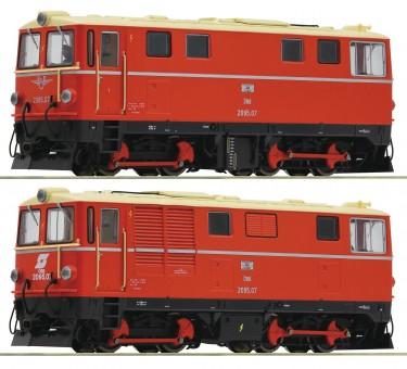Roco 33305 ÖBB Diesellok Rh 2095 Ep.4