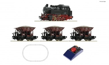 Roco 51159 DB Analog Startset Güterzug Ep.3/4
