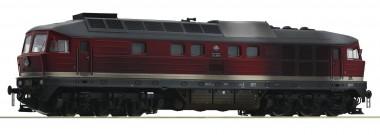 Roco 52499 DR Diesellok BR 132 Ep.4 gealtert