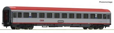 Roco 54164 ÖBB Personenwagen 2.Kl. 4-achs. Ep.6