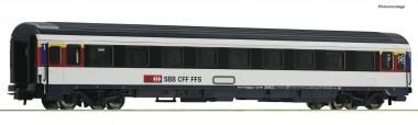 Roco 54166 SBB Personenwagen 1.Kl. 4-achs. Ep.6
