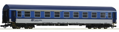 Roco 64861 CD Personenwagen 1./2.Kl. 4-achs. Ep.6