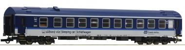 Roco 64862 CD Schlafwagen WLAB 4-achs. Ep.6