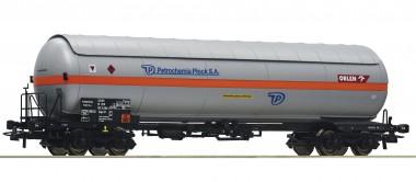 Roco 67580 PKP Druckgaskesselwagen Ep.5