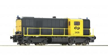 Roco 70789 NS Diesellok Serie 2454 Ep.4/5