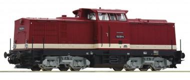 Roco 70810 Diesellok BR 110 DR HE-Snd.