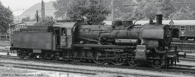Roco 71379 DB Dampflok BR 038 Ep.4