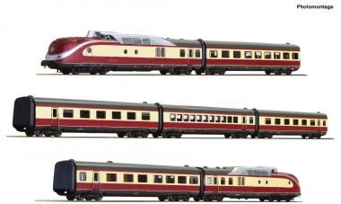 Roco 71935 DB Dieseltriebzug BR 601 7-tlg. Ep.4