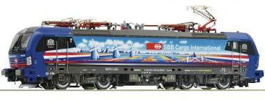 Roco 71949 SBB E-Lok BR 193 525-3 Ep.6