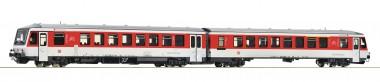 Roco 72070 DBAG Dieseltriebzug 628 2-tlg. Ep.6