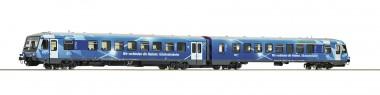 Roco 72077 DBAG Triebzug BR 628.4 Ep.6