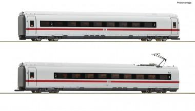 Roco 72099 DBAG Zwischenwagen-Set BR 407 2-tlg Ep.6