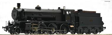 Roco 72108 BBÖ Dampflok Rh 209 Ep.2