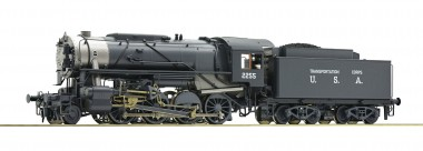 Roco 72150 USTC Dampflok S 160 Ep.2/3
