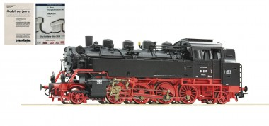 Roco 73026 DRG Dampflok BR 86 Ep.2
