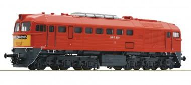 Roco 73244 GYSEV Diesellok M62 Ep.4/5