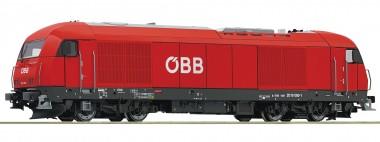 Roco 73765 ÖBB Diesellokomotive Rh 2016 080-1 Ep.6