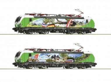 Roco 73951 SETG E-Lok BR 193 Alpen Ep.6