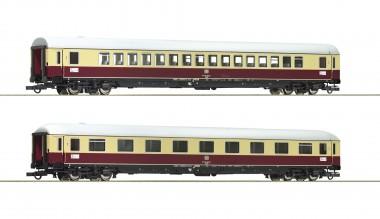 Roco 74074 DB TEE Rolland 2-teiliges Zugset Ep.4