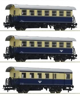 Roco 74094 ÖBB Personenwagen-Set 3-tlg. Ep.4