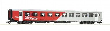 Roco 74411 ÖBB Personenwagen 2.Kl. 4-achs. Ep.6