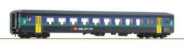 Roco 74566 SBB Personenwagen 2. Klasse Ep.5/6
