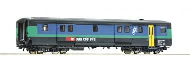 Roco 74568 SBB Gepäckwagen Ep.5/6