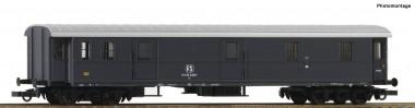 Roco 74605 FS Postwagen 4-achs Ep.4