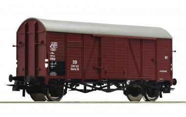 Roco 76320 DB gedeckter Güterwagen 2-achs. Ep.3
