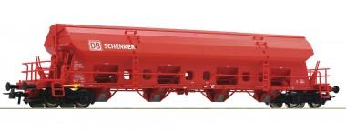 Roco 76414 DBAG Schwenkdachwagen Ep.6