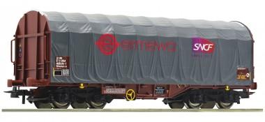 Roco 76450 Ermewa Schiebeplanenwagen Ep.6