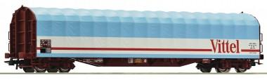 Roco 76453 SNCF Vittel Schiebeplanenwagen Ep.4/5