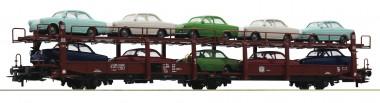 Roco 76458 DB Autotransportwagen 3-achs Ep.4